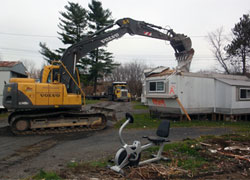 Mobile Home Deconstruction Vermont Park Research